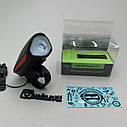 Передня велосипедна фара + сигнал Robesbon USB, фото 9