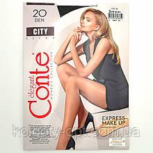 Женские колготки Конте City 20 Den
