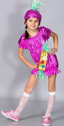 Новогодний костюм конфетки для девочки, фото 2