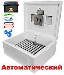 Инкубатор автоматический Несушка М 76 экспортный вариант с 12 вольтовым питанием
