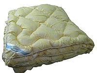 Зимнее одеяло из легчайшего лебяжьего пуха евро размер 200см*220 см, фото 1