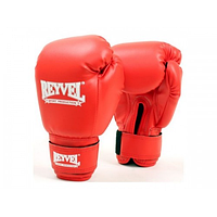Боксёрские перчатки Reyvel винил Красный 12 Oz