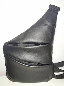 Барсетка слинг на грудь nike искусств. кожа Унисекс/Cумка спортивные для через плечо(ОПТ)