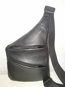 Барсетка слинг на грудь puma искусств. кожа Унисекс/Cумка спортивные для через плечо(ОПТ)