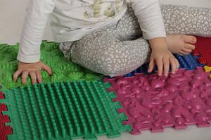 Ортопедические и массажные коврики