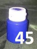 Код45 Акриловая краска: синий аквамарин 20мл