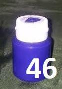 Код46 Краска акриловая: синий полуночный 20мл
