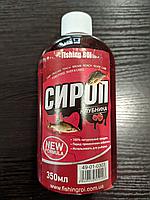 """Сироп """"Полуниця"""" (ароматизатор) для риболовної прикормки"""
