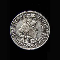 Талер 1632 года Леопольд №648 копия, фото 1