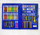 Набір для творчості і малювання Art Set 86 предметів, фото 6