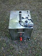 Куб перегонный: 150 литров, 3 ТЭНа, теплозащита, термометр