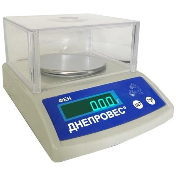 Лабораторные весы Днепровес ФЕН-Л (600 г)