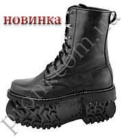 Ботинки с высокими берцами ОХОТНИК арт.09-561625