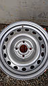 Диск колесный ДК Renault Logan R14 5.5j PCD4x100 ET43 DIA60, фото 4