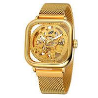 Наручные часы Forsining 1148 All Gold
