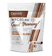 Протеин  OstroVit WPC80.eu Good Morning 700g