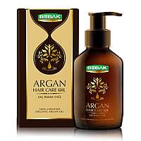 Арганова олія для сухого та пошкодженого волосся BEBAK, 100 мл