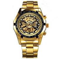 Наручные часы Forsining 8042 Gold-Black