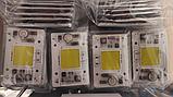 №1 COB LEd Smart IC 50w 6000K Светодиод 50w 220v светодиодная матрица 50w с драйвером на борту, фото 10