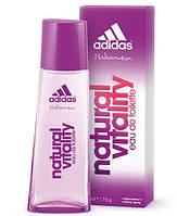 Туалетна вода жіноча  Adidas 50 мл  Natural Vitality