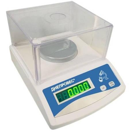 Лабораторные весы Днепровес ФЕН-С (200 г), фото 2