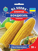 Кукурудза цукрова 20г 2 види Насіння Кукурудзи Бондюель; (20г)
