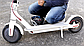 Електросамокат Xiaomi Mi Electric Scooter M365 + APP (MiniRobot) White Аналог ГАРАНТІЯ, фото 4