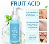 Деликатная пилинг-скатка для лица с экстрактом зеленого яблока Images Remove Gelo Alpha Hydroxy Acids 100g, фото 2