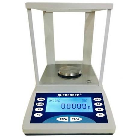 Лабораторные весы Днепровес ФЕН-А (200 г), фото 2
