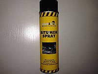 CHAMALEON bitumen spray Мастика аэрозольная ( мастика в балоне ) 500мл