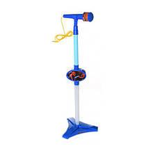Дитячий мікрофон на підставці HD-8831-3-4 (Spider Man)