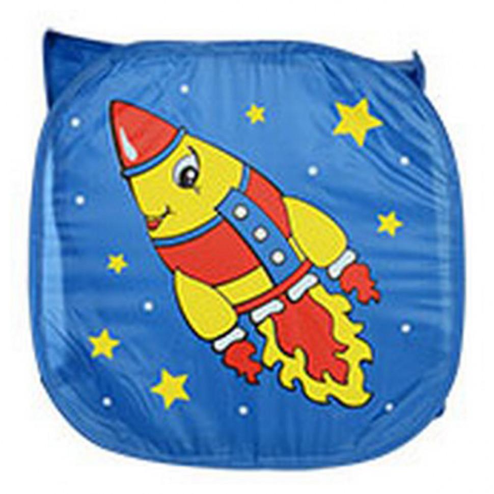 Корзина для игрушек M 2975 (Ракета)