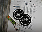 Антиковзаючий килимок в підстаканики Hyundai (Хюндай), фото 5