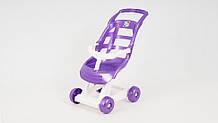 Коляска для ляльки 00147 (Фіолетовий)
