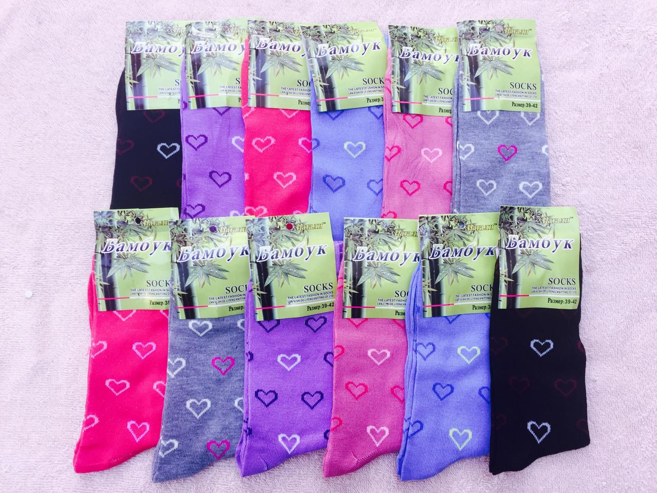 Женские стрейчевые носочки