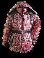 Красивая  куртка для девочки. 116, 122, 128, 134