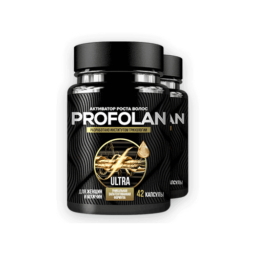 Profolan - активатор росту волосся-капсули капсули 42
