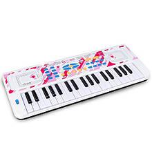 Синтезатор HS3711A-1 Рожевий 37 клавіш