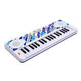 Синтезатор HS3790B-1 Синій 37 клавіш, фото 2