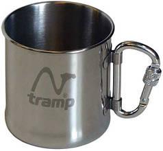 Кружка, ручка карабин, 300мл Tramp TRC-012