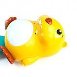 Іграшка для купання Бобер 8102 зі світловими ефектами, фото 4