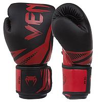 Перчатки для бокса Venum BO-0866 12 унций Черно-красные