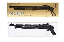 Іграшкова рушниця ZM61 на пульках 6 мм