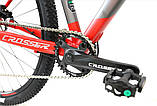 "Велосипед Crosser X880 29"" х19 DEORЕ (12S) Air Fork, фото 6"