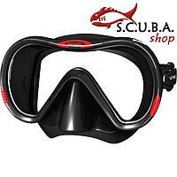 Маска для подводного плавания Seac Sub Boss Black BK BK