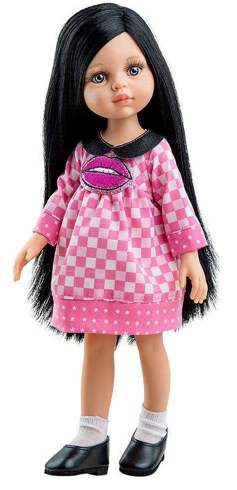 Кукла Паола Рейна Карина 32 см Paola Reina 04454