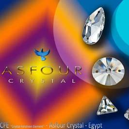 Пришивные стразы Asfour (Египет)