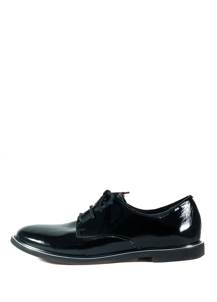 Туфли женские Number 22 3308-733NKL черные (36)