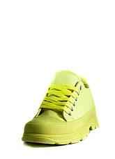 Кеды женские Sopra 2833 желтые (36), фото 3