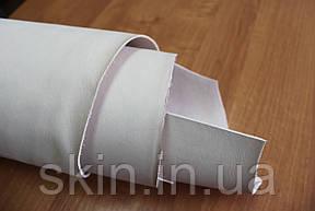 Прямоугольные куски кожи растительного дублениябежевого цвета, толщина 2.1 мм, арт. СК 3509, фото 2